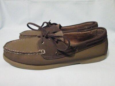 Туфли Топсайдеры мужские Cotton Traders 44 размер