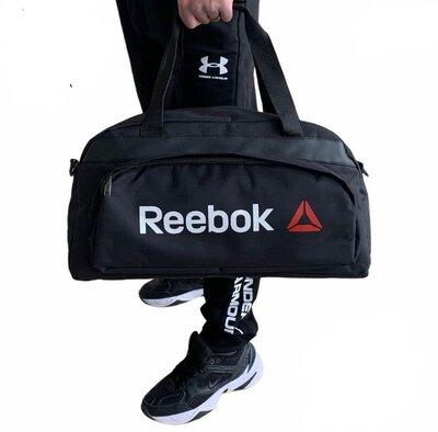 Спортивная сумка, дорожная, черная серая синяя