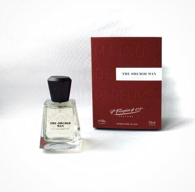 Продано: Парфюмированная вода The Orchid Man Frapin 100 мл.