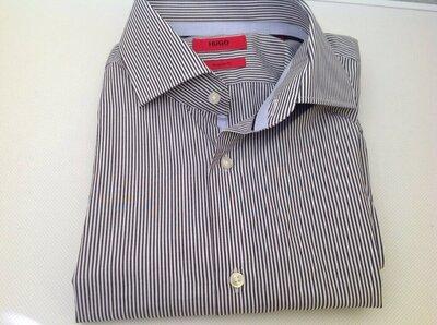 Рубашка с коротким рукавом Hugo Boss