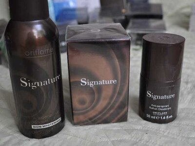 Signature, Signature Zoom Oriflame Орифлейм мужская туалетная вода