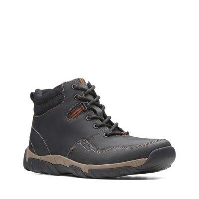 Продано: Новые натур. кожаные водонепроницаемые ботинки кроссовки Clarks