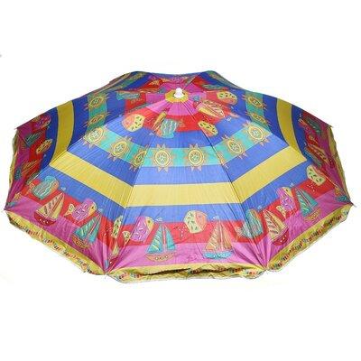 Зонт пляжный с наклоном STENSON 1.8 м 0035