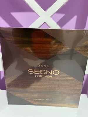 Avon Segno For Men Набор edp/75 ml sh/gel/75ml