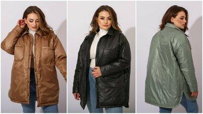 Куртка рубашка Zara 4 цвета 46 - 60