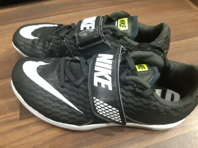 Продано: Шиповки Nike hj elite