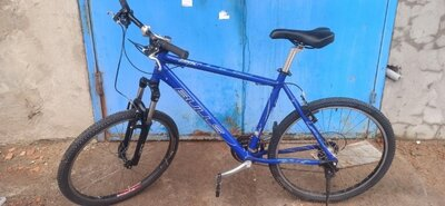 Продано: Продам велосипед BULLS.26 ,alu.