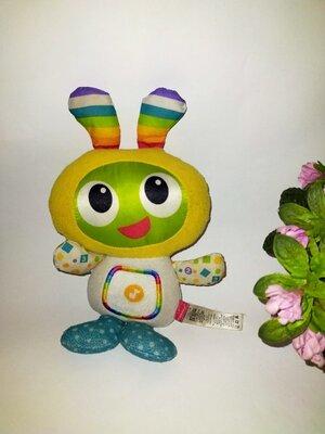 Интерактивная игрушка плюшевый Бибо Fisher-Price,Фишер прайс