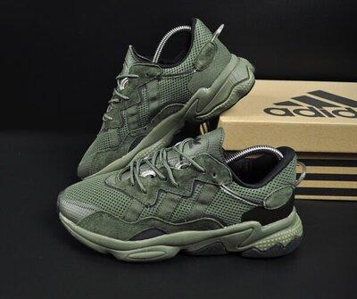 чоловічі кросівки adidas Ozweego хакі 41-46р