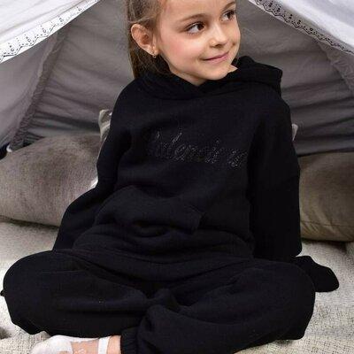 Детский флисовый костюм Balenciaga