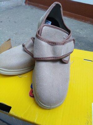 Ортопедическая диабетическая обувь ботинки мокасины тапочки кроссовки женские мужские Dr. Orto