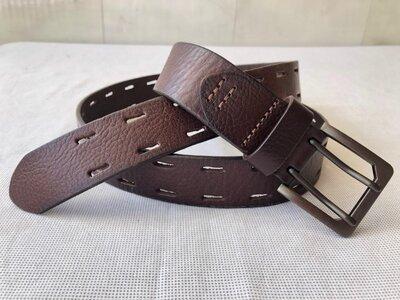 Продано: Немецкий кожаный ремень с перфорацией,хорошая длина