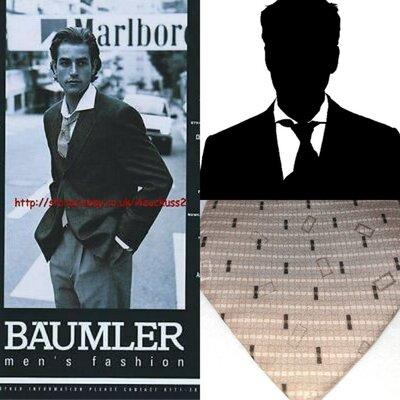 Шёлковый галстук Baumler Италия