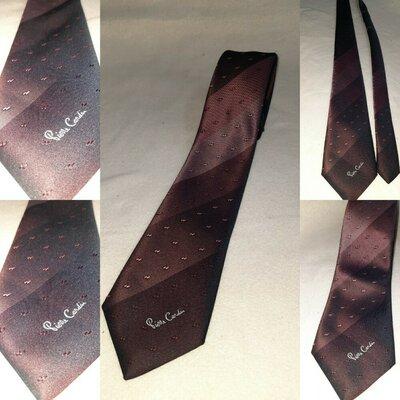 Дизайнерский галстук Pierre Cardin Британия