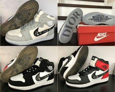 10303-5 Кроссовки мужские деми Nike Air Jordan Dior