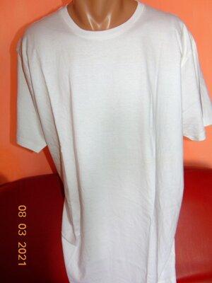 Катоновая стильная футболка бренд .Basic Editions.хл