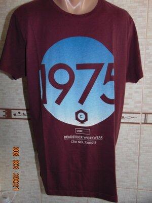 Катоновая стильная футболка бренд Jack&Jones.л
