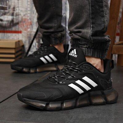 Кроссовки мужские Adidas x Pharrell Williams Climacool Vento TOP AAA , черные