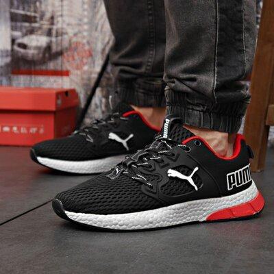 Кроссовки мужские Puma, черные