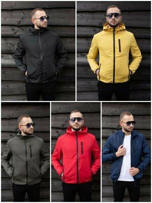 Мужская куртка весна/осень Soft Caramba