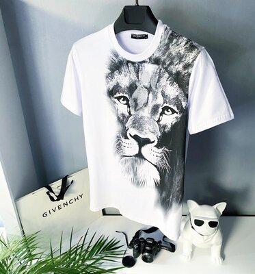 Мужская футболка Givenchy 2 расцветки