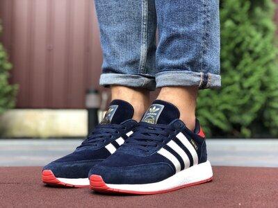 Кроссовки Adidas Iniki Топ Качество. Как оригинал