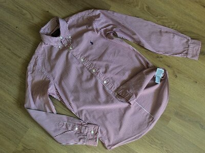 Мужская рубашка POLO RALPH LAUREN оригинал р S