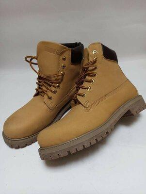 Стильные мужские демисезонные ботинки Pier One