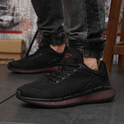 18323 кроссовки мужские, кроссовки Reebok Zig Kinetica, кросівки чоловічі, кроссовки бренд