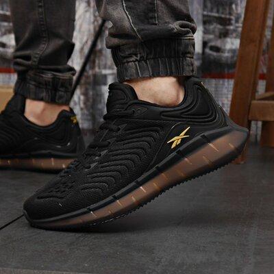 18321 кроссовки мужские, кроссовки Reebok Zig Kinetica, кросівки чоловічі, кроссовки бренд