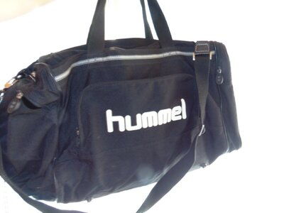 Продано: Спортивная фирменная сумка зб Дании .Hummel.