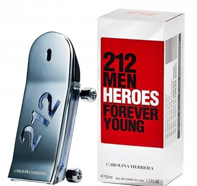 Carolina Herrera 212 Heroes Туалетная вода 50 ml