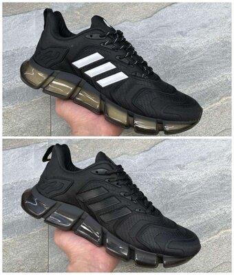 Мужские кроссовки Adidas новинка, черные