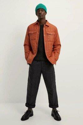 Куртка рубашка на тонком синтепоне zara