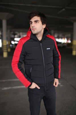 Мужская зимняя куртка качество бомба