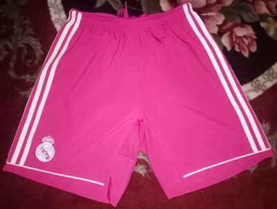 Футбольные шорты Adidas FC Real Madrid, S