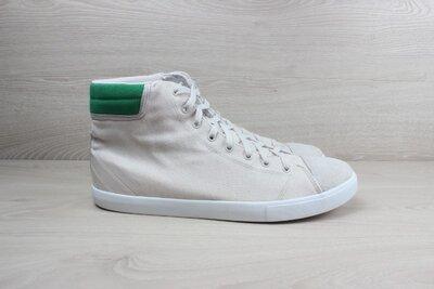 Высокие кроссовки Adidas neo оригинал, размер 47 30.5 см