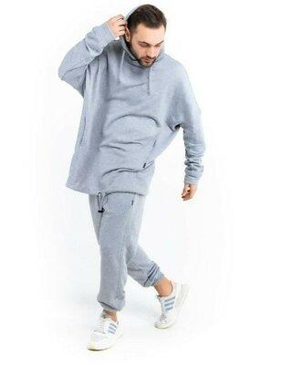 Расцветки мужской спортивный костюм комплект оверсайз удлиненный худи спортивки штаны