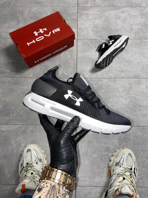 Under Armour Hovr Black Reflective