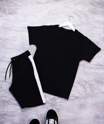 Летний комплект/костюм футболка и шорты