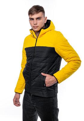Куртка мужская двухцветная