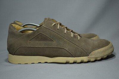 Giorgio Armani кроссовки туфли мужские кожаные замшевые. Италия. Оригинал. 43-44 р./29 см.