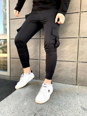 Спортивные штаны карго брюки