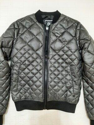 Cool cat мега крутая куртка бомбер р. 42-44 xs , хаки, новенькая