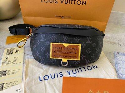 Поясная Сумка Louis Vuitton Discovery Maison Monogram Eclipse
