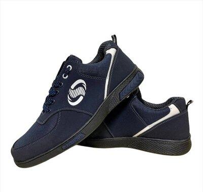 Кросівки чоловічі демісезонні сині Ск-3-4Б