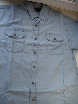 Wrangler рубашка облегченная, р L