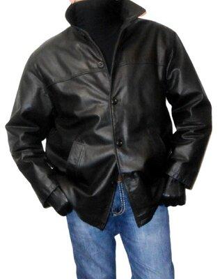 Кожаная куртка.George.Большого размера.