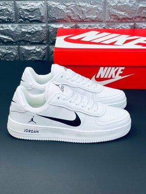 Мужские кеды Nike Air Force af1 Jordan