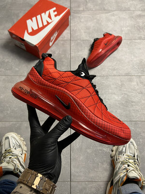 Nike Air Max 720-818 MX Red